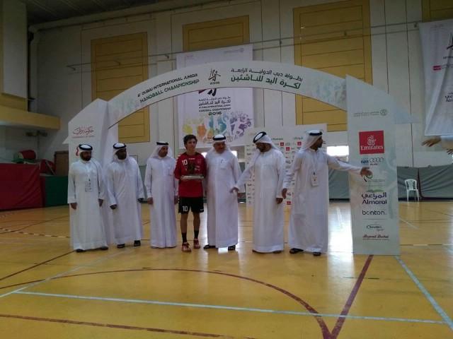 Veliki uspjeh labinskih rukometaša: MILETA najbolji igrač u Dubaiu, JURMAN srebrni na Europskom prvenstvu