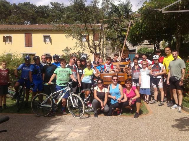 """Započinju prijave za rekreativnu biciklijadu """"Terra Albona"""""""