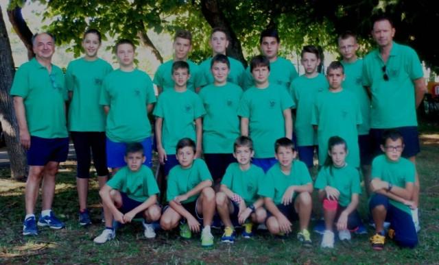 Mladi Labinjani na ljetnom boćarskom kampu za mlade u Poreču