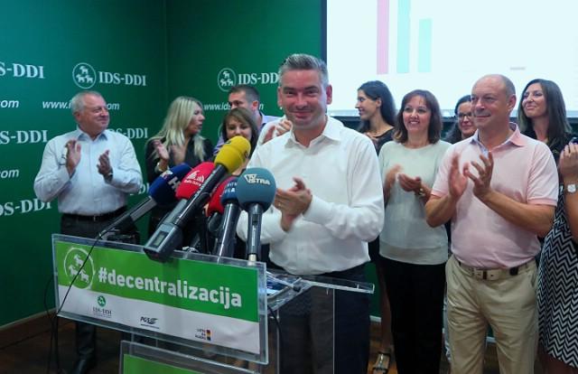 Na Labinštini je najviše glasova dobila koalicija IDS-PGS-RI