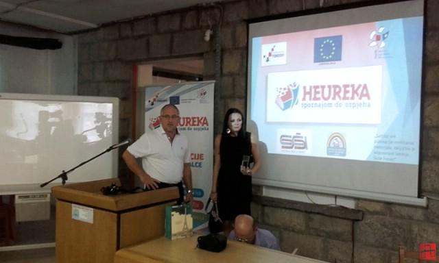Predstavljen početak realizacije projekta HEUREKA