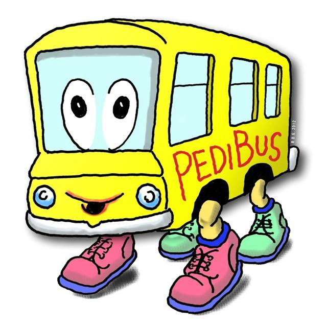 "Sutra akcija ""Hodajući autobus do škole (PEDIBUS)"""