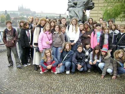 Labinska osnovna glazbena škola u Pragu