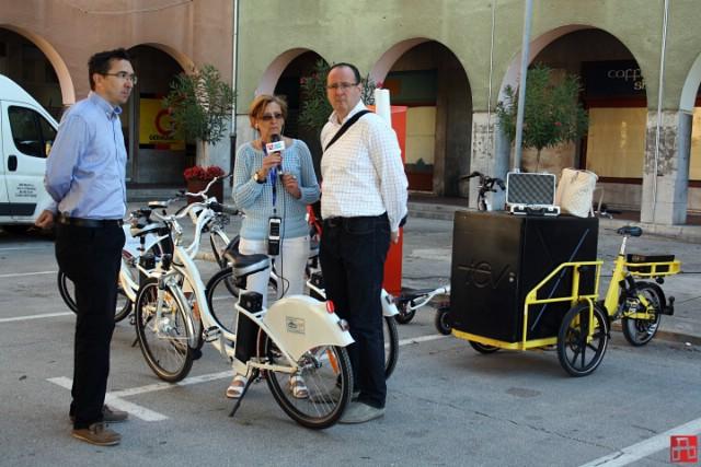 Predstavljen bike sharing sustav