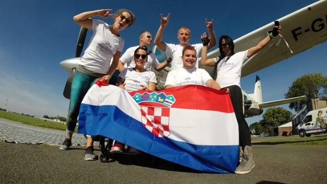 Daniel Zahtila sudjelovao na padobranskom međunarodnom natjecanju osoba s invaliditetom