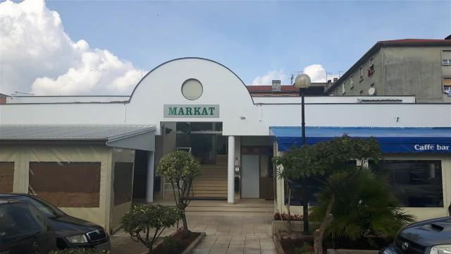 1. Maj Labin od 1. listopada upravlja Gradskom tržnicom - Voditelj Dorijano Bažon