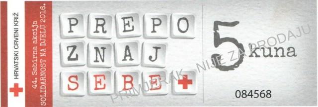 """[NAJAVA] 44. sabirna akcija """"Solidarnost na djelu"""" labinskog Crvenog križa"""