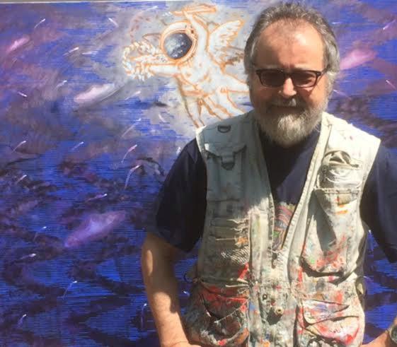 Zdravko Milić dobitnik nagrade na 5. Međunarodnom Festivalu likovnih umjetnosti u Kranju