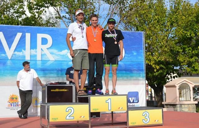 Luka Paliska apsolutni prvak Hrvatske u sprint triatlonu