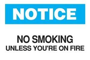 Sabor zakonom zabranio pušenje u zatvorenim javnim prostorima
