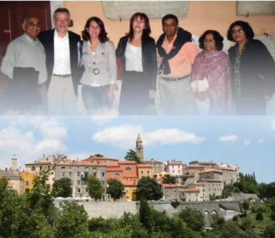 Grad Labin nastavlja suradnju sa partnerima iz Oregona (USA)