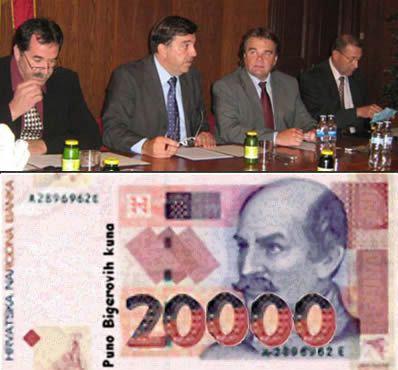 Kapitalna pomoć od 1,2 milijuna kuna Gradu Labinu i općinama Sv. Nedelja i Pićan