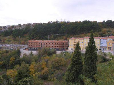 Građevinska inspekcija zatvorila gradilište poslovne zgrade u starom Labinu