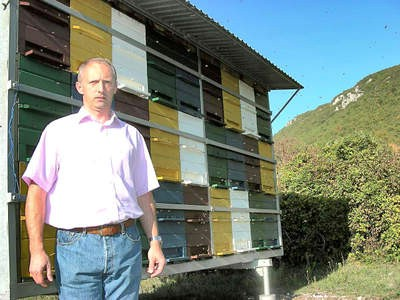Fredi Petrović, proizvođač najboljeg meda od kadulje: Na istočnoj obali Istre pčele dobro pasu