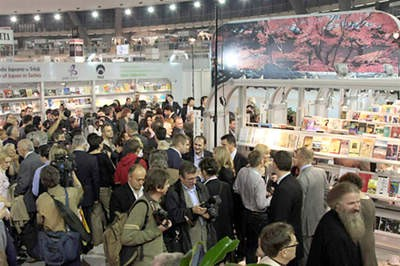 Nakladnik Mathias Flacius iz Labina na 53. međunarodnom beogradskom sajmu knjiga