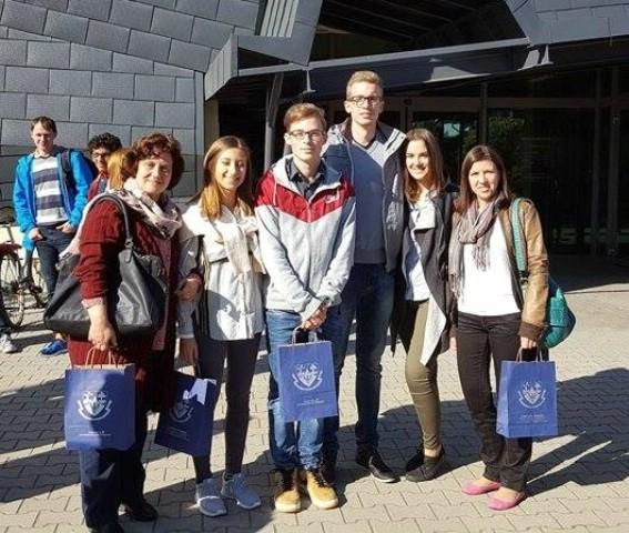 """Učenici i profesori boravili u Wroclawu na 4. sastanku Erasmus+ K2 projekta """"Green school"""""""