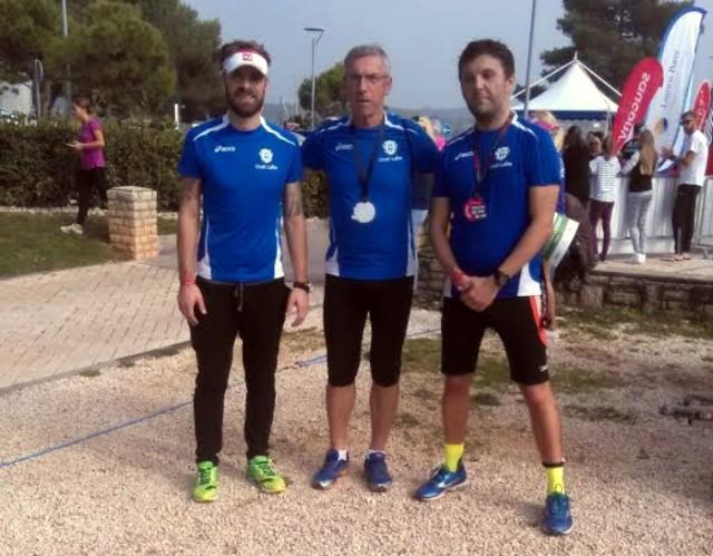 Albona Extreme na Porečkom dugom triatlonu
