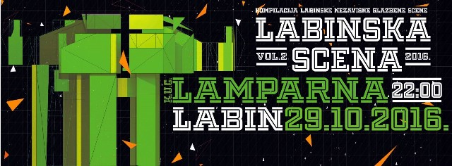 Labinska Scena vol.2- Koncertna Promocija Kompilacije