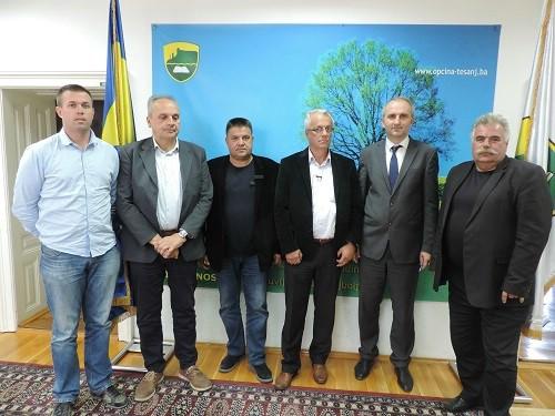 Održan sastanak ravnatelja i mentora za međunarodno natjecanje BALKAN JUNIOR 2017. u Tešnju (BiH)