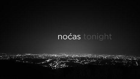 / POP-UP FILM 2016. / U petak 21. listopada Večer autorskog filma / Projekcija filma `Noćas`