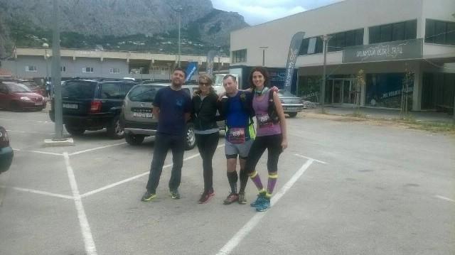 Veliki uspjeh članova PD Skitaci na Dalmacija ultra trailu, Nataša Roguć Jukopila najbolja natjecateljica iz Hrvatske