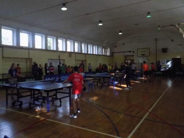 9. Olimpijada OŠ Labinštine: svim školama medalje u stolnom tenisu