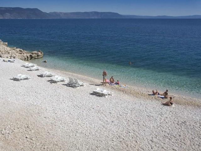 Ove zime se očekuju ulaganja u plaže i u Rapcu