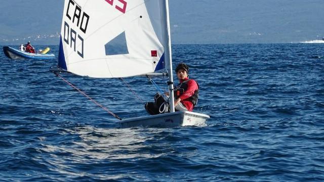 JK Kvarner na Otvorenom prvenstvu Hrvatske u jedrenju za seniore i juniore