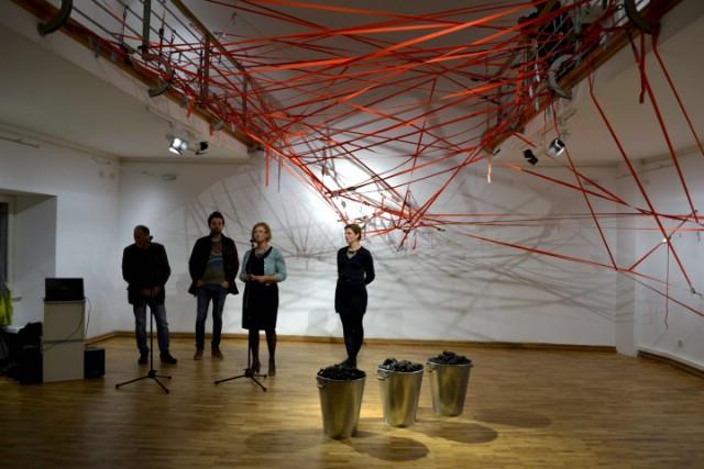 """Otvorena izložba Jure Markote """"Pod pritiskom"""""""