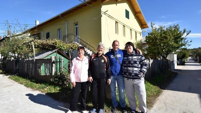 Labin: Dobri ljudi su obnovili dom za osam obitelji
