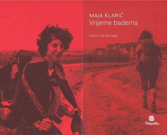 """Predstavljanje putopisa """"Vrijeme badema"""" autorice Maje Klarić u Gradskoj knjižnici Labin"""