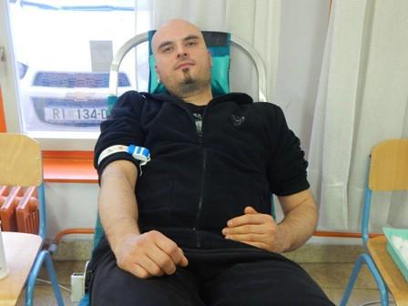 Na akciji dobrovoljnog darivanja krvi u Labinu prikupljeno 66 doza krvi