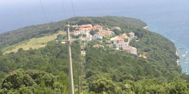 Labin dobiva nova turistička naselja - u Prtlogu i Lovroncima