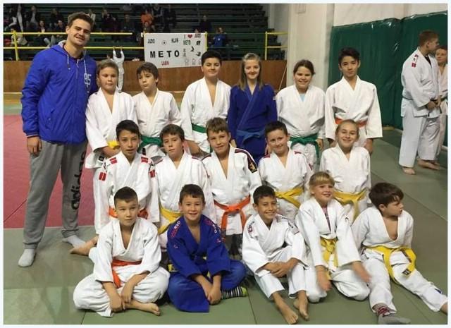 Osam odličja za JK Meto Labin na međužupanijskom judo turniru u Puli