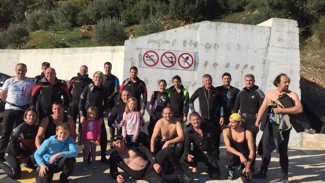 Održana eko akcija čišćenja podmorja na Brestovi