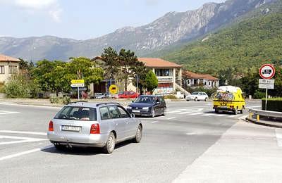 Obnova ceste Vozilići - Brestova
