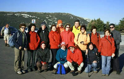 Pohod na Plominsku goru