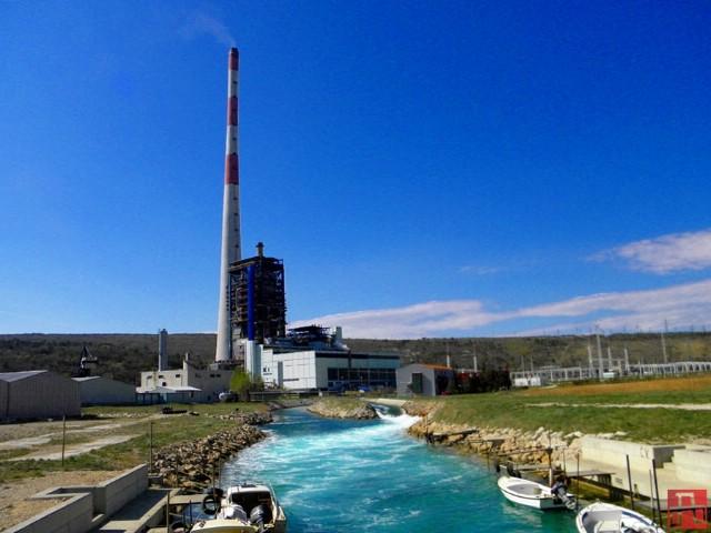Nadogradnjom turbine do modernizacije termoelektrane Plomin