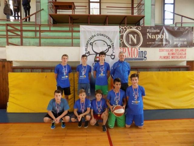 9. Olimijada osnovnih škola Labinštine: Prvo ekipno zlato za Rašu u povijesti Olimpijade!