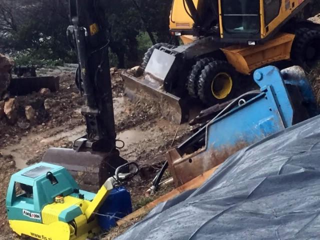 Voda na Izvorištu Plomin ponovno zamućena!