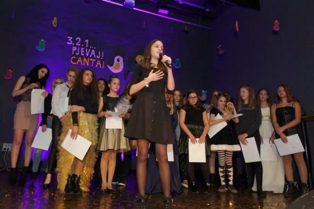 "Veronika Pervan pobjednica 2. festivala ""Tri,dva,jedan…Pjevaj"""