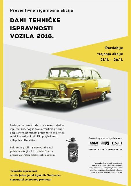Tjedan tehničke ispravnosti vozila 2016.