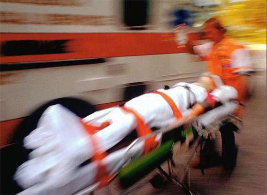Nesreća na radu u Rapcu: teško ozlijeđen 47-godišnji radnik prilikom pada s više od 5 metara