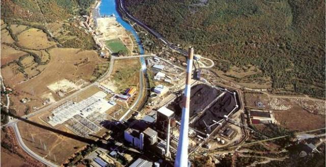 Otvaranje gradilišta DENOX postrojenja TE Plomin 24. studenog 2016.
