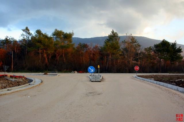 Od 28. 11. do 10. 12. za sav promet zatvorena cesta Kršan - Vozilići