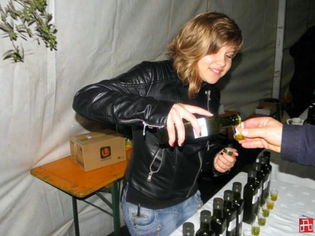 Tonin Baćac ima najbolje bijelo, Valter Smoković crno vino, a Đenaro Cinkopan maslinovo ulje na Pićanštini