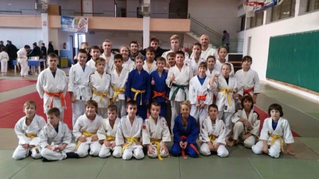 Odlični uspjesi  natjecatelja JK Ippon Labin na regionalnom prvenstvu Istre u judu