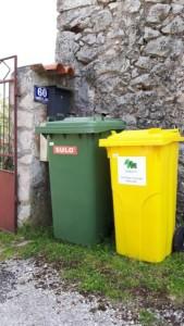 Imate li označene (čipirane) posude za otpad? Neoznačene kante neće se prazniti