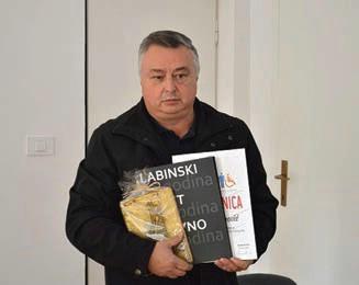 Josipu Načinoviću zahvalnica za rad s osobama s invaliditetom