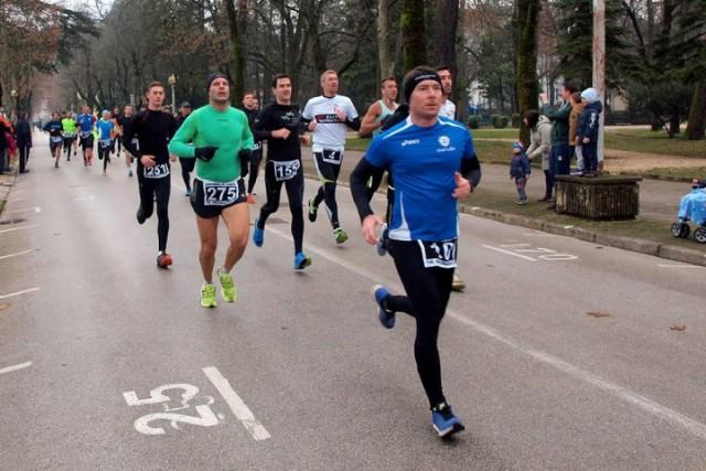 Dobar nastup labinskih triatlonaca i atletičara u 3. kolu Istarske zimske lige u trčanju